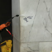 Safely Remove Marker Pen Graffiti
