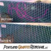 Portland Graffiti Removal Uses The Most Advanced Graffiti Removal Techniques