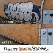 Get A Head Start On Removing Graffiti