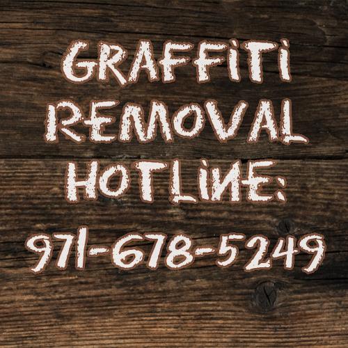 Portland Graffiti Removal_Report Graffiti Hotline