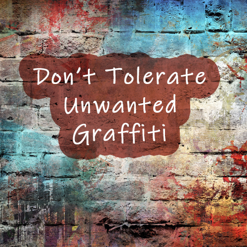 Portland Graffiti Removal_Don't Tolerate Unwanted Graffiti