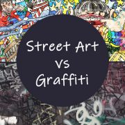 What Is The Difference Between Street Art And Graffiti?